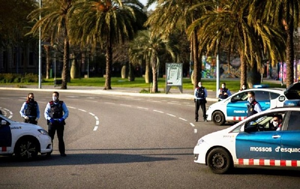 Поліція запобігла оргії через карантин