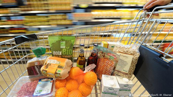 Збираємось на закупи: як зменшити ризик зараження в супермаркеті