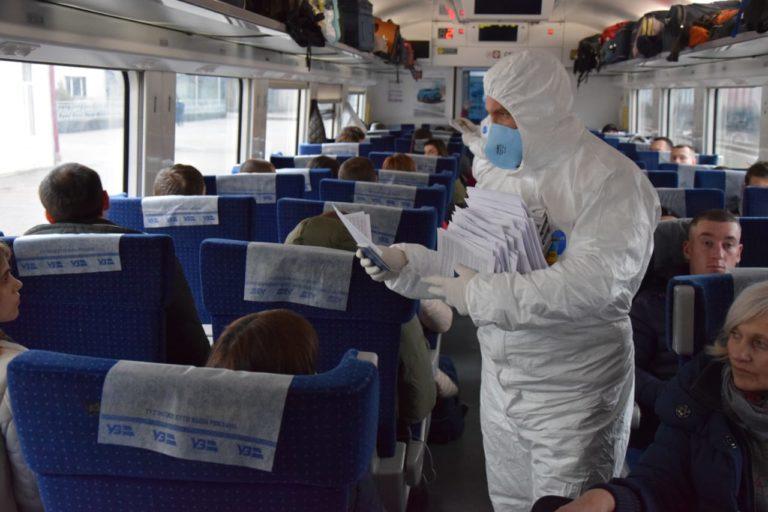В Україну повернулося понад 11 тисяч наших співвітчизників, в одного виявлено коронавірус