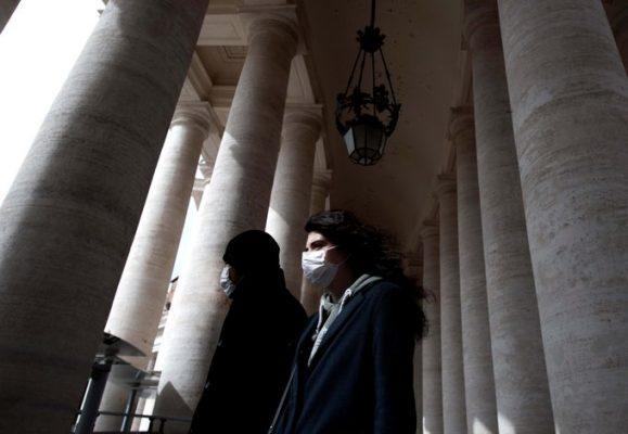 В Італії за один день померла 41 людина від коронавірусу