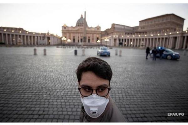 В Італії рекордне число смертей від коронавірусу