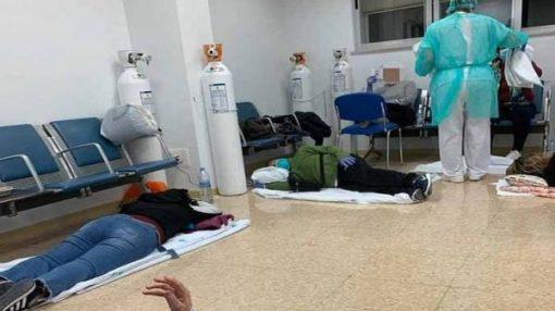 Гірше ніж в Італії: в Іспанії стрімко шириться коронавірус, в лікарнях не вистачає місць (відео)