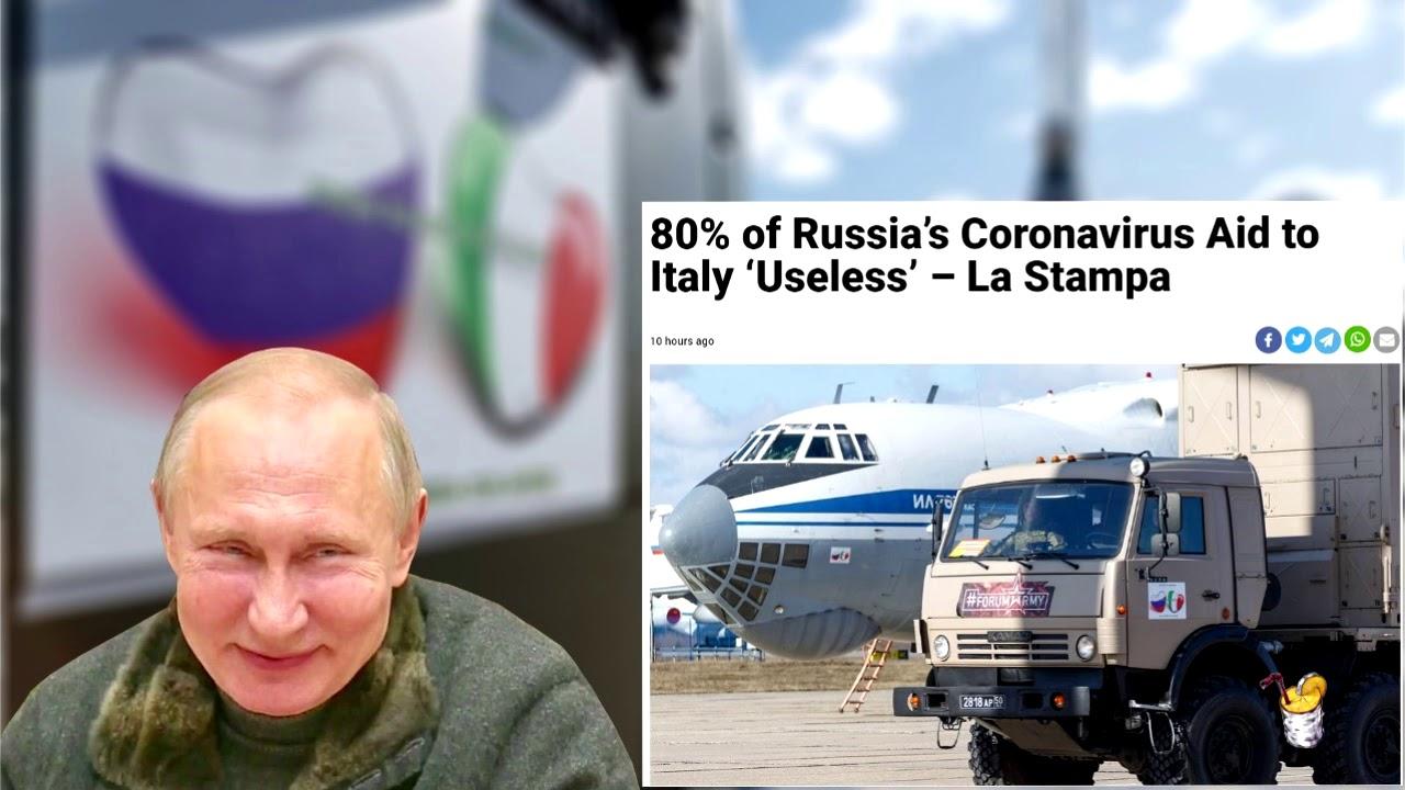 Італійські журналісти заявили про тиск з боку Росії
