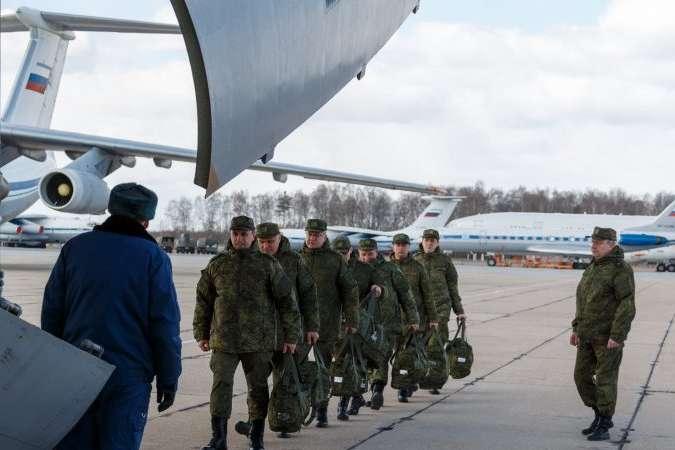 Російські військові почнуть покидати Італію з 7 травня