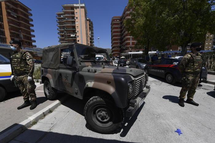 В Італії військових залучили для підтримки карантину у місті, де стався спалах коронавірусу