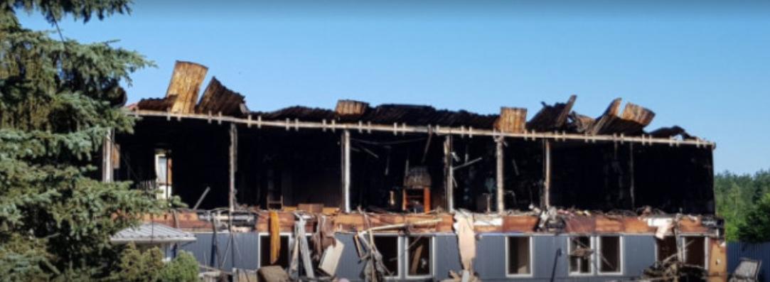 У Польщі спалили будинок із українськими заробітчанами: перші деталі