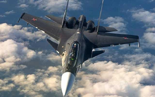 Забули розрядити гармату: в Росії винищувач випадково підбив бойовий літак