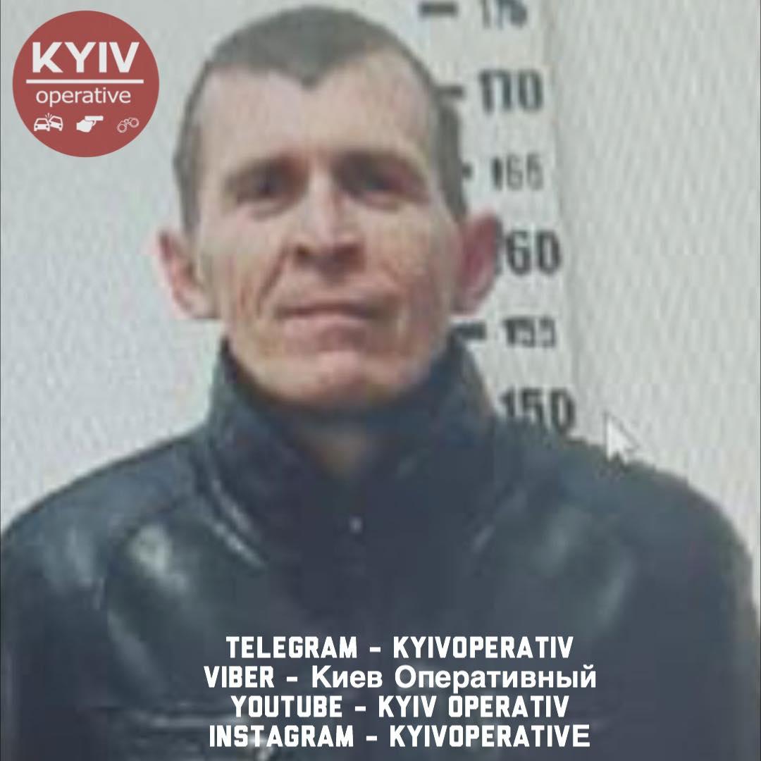 Потягнув в ліс і поглумився: в Києві спіймали небезпечного злочинця, який напав на дівчину, фото