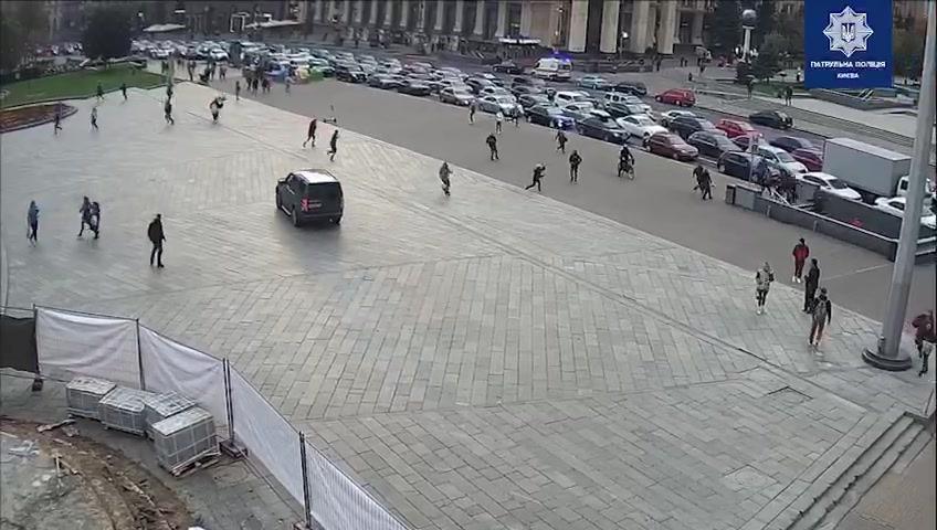 Смертельна ДТП на Майдані Незалежності: кількість загиблих та постраждалих зросла