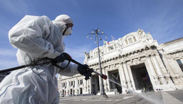 В Італії не виключають комендантську годину і закриття шкіл через коронавірус
