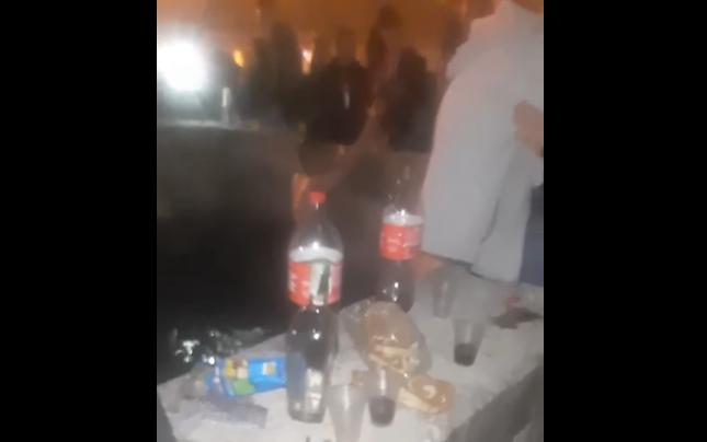 У центрі Львова оголені люди купалися у фонтані. Відео