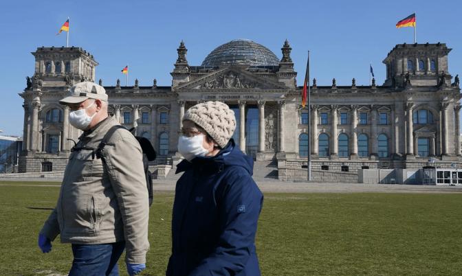 Німеччина вводить жорсткі національні обмеження через сплеск захворюваності