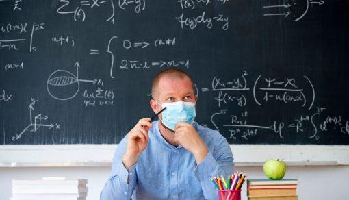 В одному із закладів України масово захворіли вчителі: школа – на вимушених канікулах