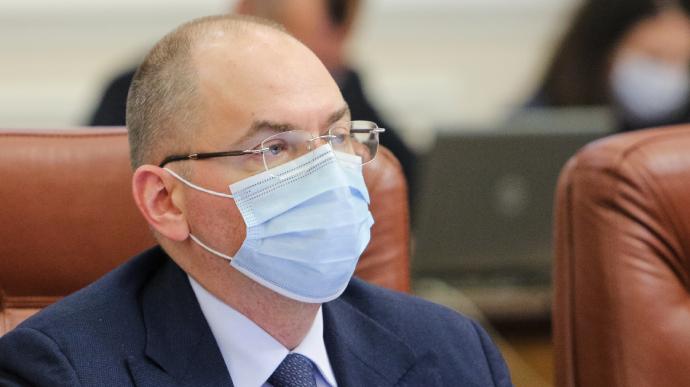 Степанов: при 30 тис. хворих за добу введуть жорсткий карантин