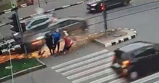 """У Харкові повторилася трагедія з Зайцевою – четверо пішоходів стали жертвами скаженого """"гонщика"""""""