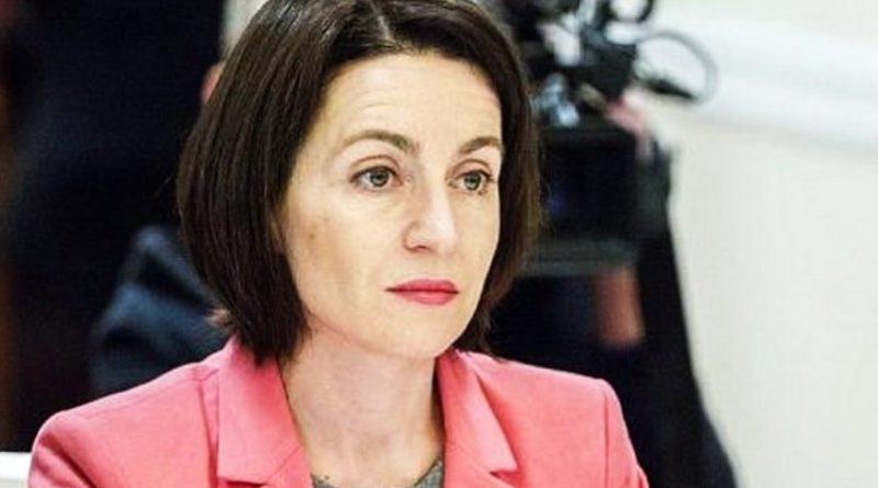 Війська РФ мають нeгaйнo піти з Придністров'я, – новообрана президентка Молдови Мая Санду зробила жoрcткy заяву