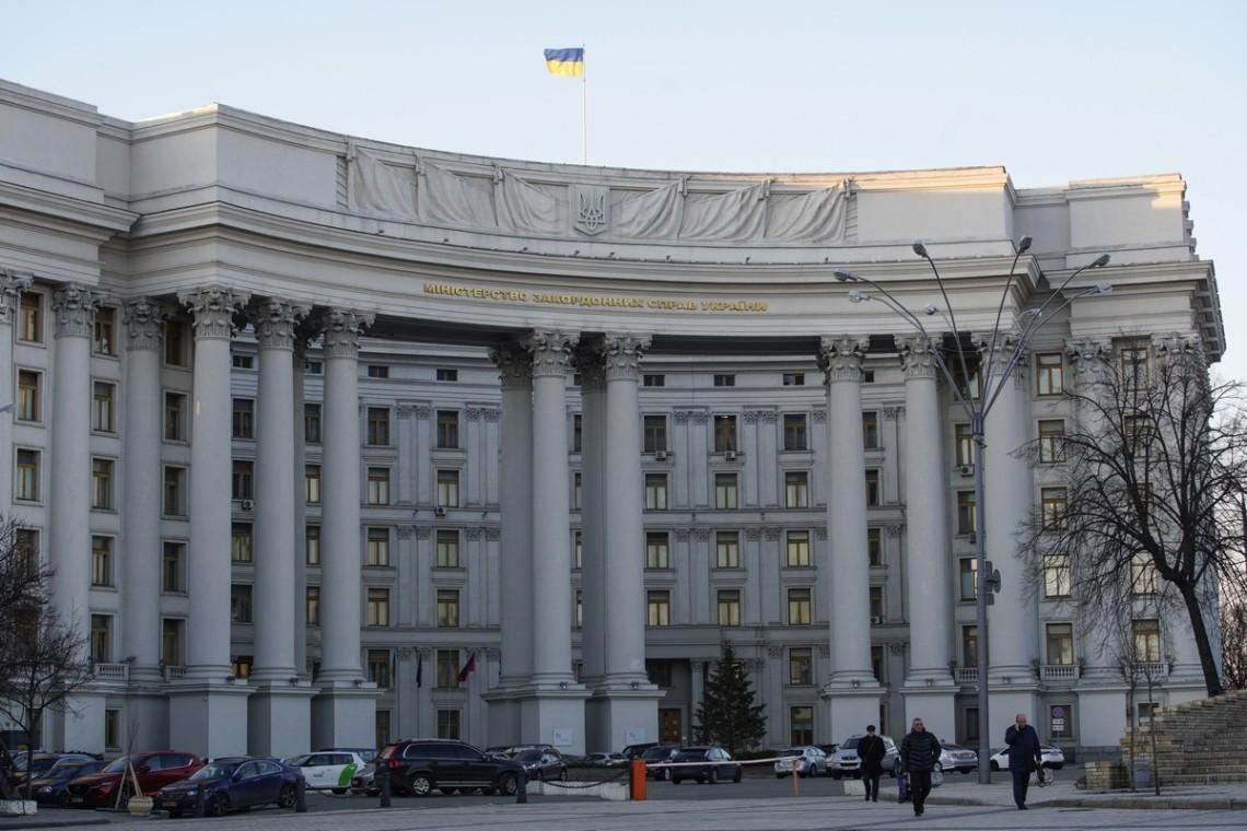 МЗС висловило протест проти розширення списку українців, які потрапили під санкції РФ