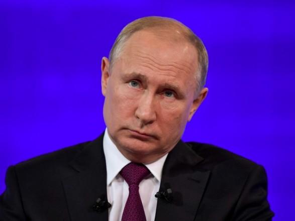 """Путін заявив, що Росія буде """"нарощувати підтримку Донбасу"""""""