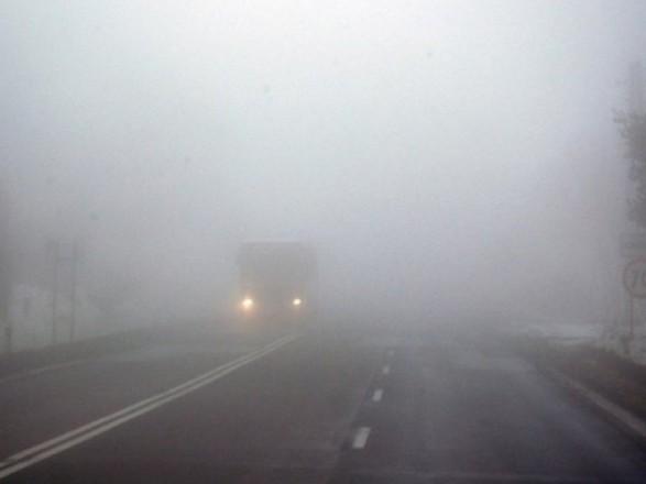 Україну окутає туман, на дорогах буде небезпечно