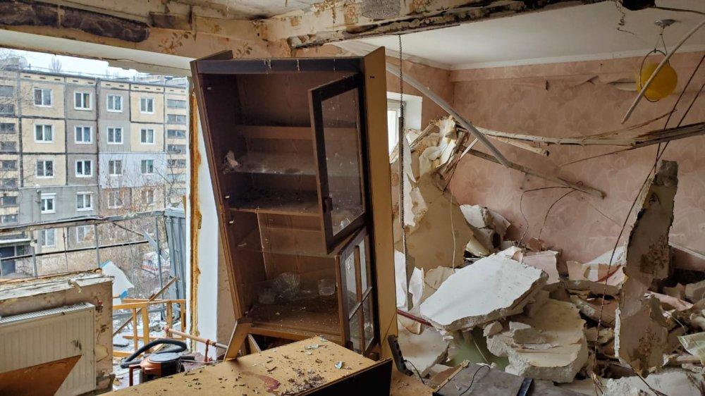 У 5-поверхівці рвонув газ: перші подробиці та кадри з місця НП