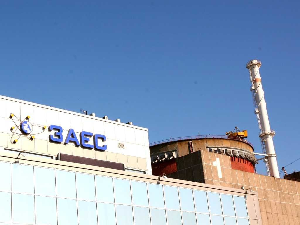 На Запорізькій АЕС відключили один енергоблок