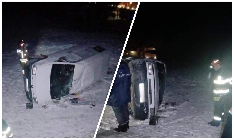 В ДТП на Франківщині загинула 7-річна дівчинка, троє людей в лікарні (фото)