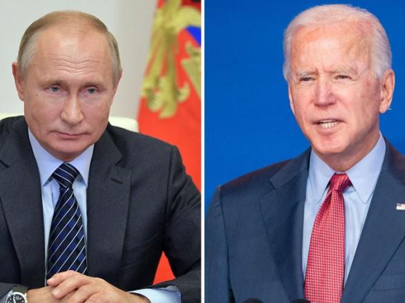 Байден на посаді президента США в першу чергу подзвонив Путіну, а не Зеленському