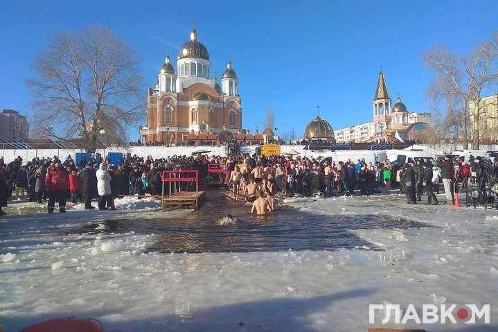 ПЦУ розповіла про «давню українську традицію» на Водохреща