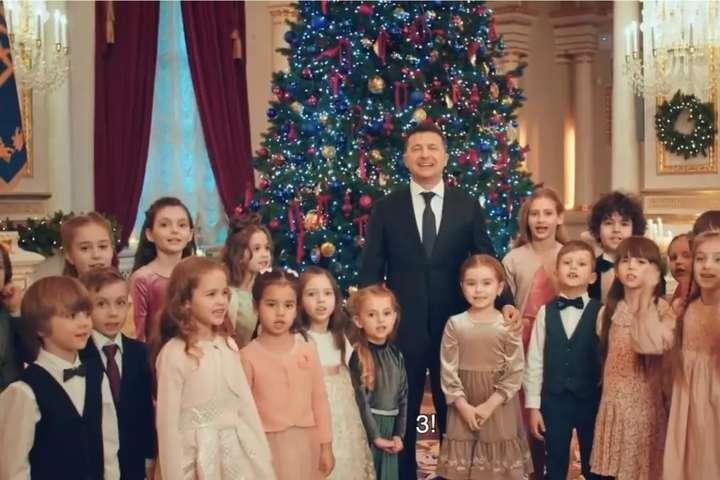 Хлопчик отримав психотравму під час зйомок новорічного звернення Зеленського. Мосійчук