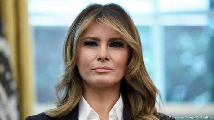 Меланія Трамп порушила багаторічну традицію перших леді США