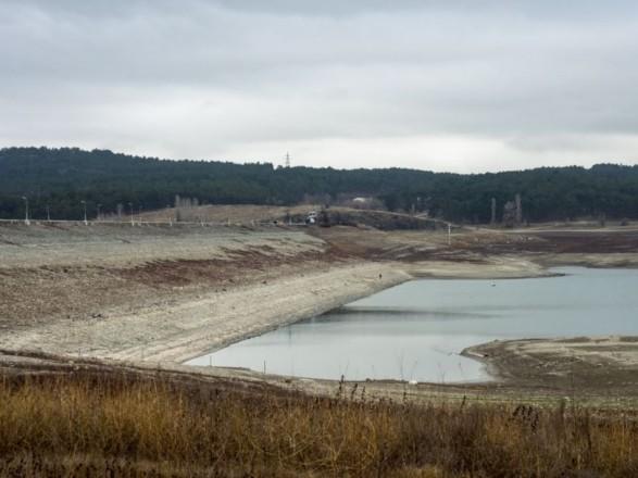 У Криму практично пересохло сім водосховищ