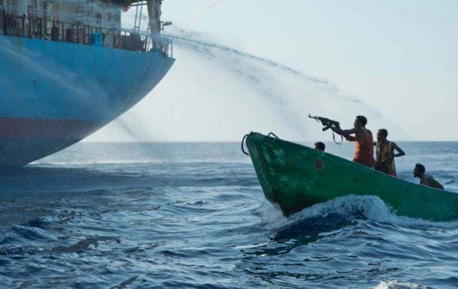 Шестерых украинских моряков освободили из плена пиратов в Нигерии
